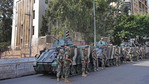 Troops from other countries are coming into Syria to help fight insurgents. (AP)