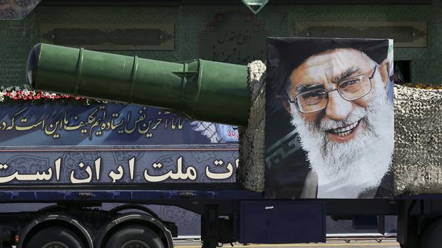 Ayatollah Ali Khamenei has endorsed the deal. (AP)