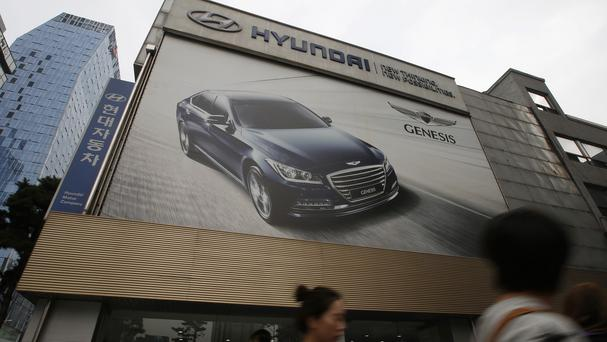 Hyundai has suffered from weakening sales in China and a lack of new SUV models