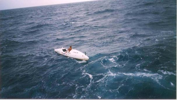 Small boats have been warned to watch out for approaching Hurricane Patricia
