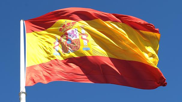 The Spanish defence minister said a military helicopter which ditched last week has been found in the Atlantic