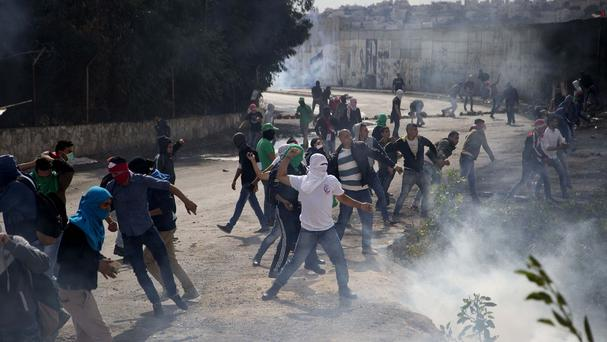 The current wave of violence began in mid-September in Jerusalem amid tensions over a sensitive holy site and quickly spread (AP)