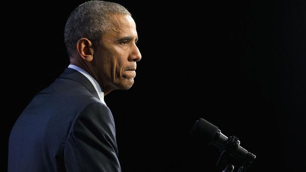 President Barack Obama negotiated the deal with Republican and Democratic leaders (AP)