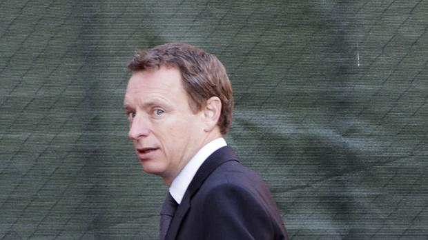 Anthony Allen worked at Rabobank in London as the global head of liquidity and finance (AP)