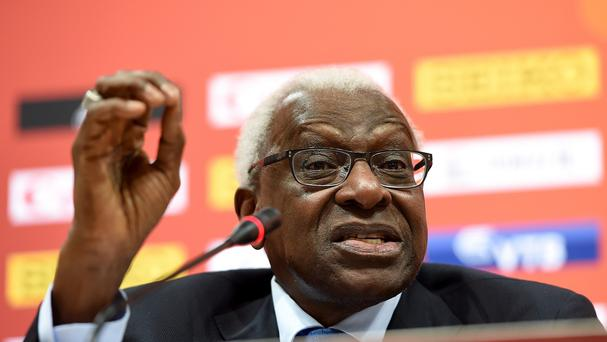 Lamine Diack is accused of being active in IAAF corruption