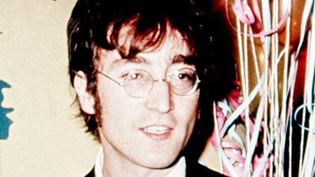 John Lennon used the Gibson guitar to write some of The Beatles' most famous songs