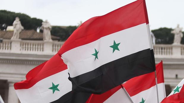 Syrian troops and pro-government gunmen captured the village of Sheikh Ahmad in Aleppo province on Monday