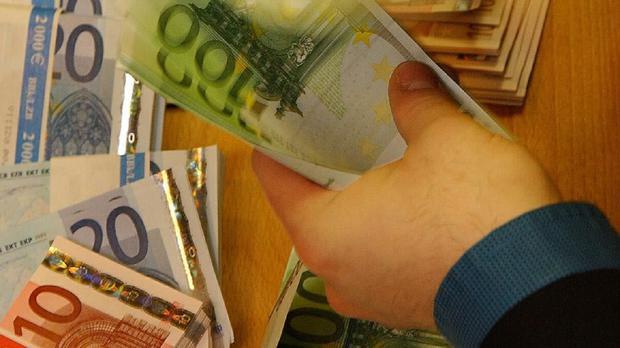 Greece is due 2 billion euros (£1.56bn) from its third EU bailout