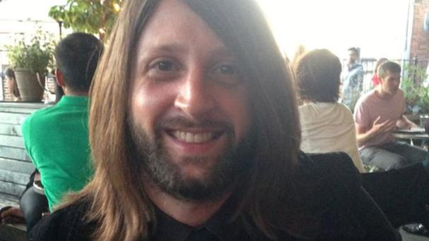 Nick Alexander, who was killed at the scene at the Bataclan theatre