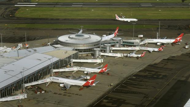 Fatima Elomar was stopped at Sydney Airport with her four children as she attempted to join her husband in Syria