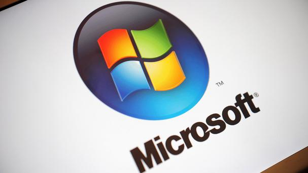 Microsoft has been working to bulk up security features as it seeks to boost sales in cloud and productivity products. Photo: PA