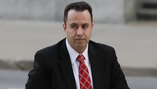 Jared Fogle made a fortune as the face of Subway but had a sordid double life (AP)