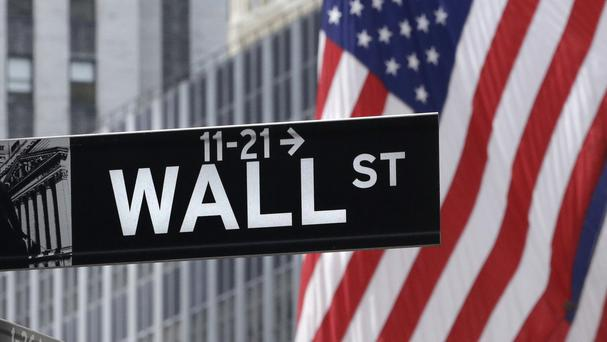 Technology firms helped push stocks higher