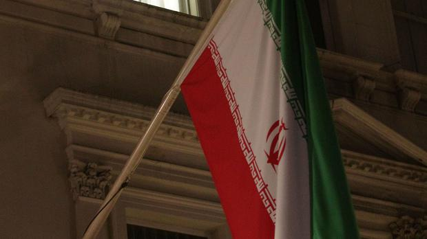 Iran frequently expresses solidarity with the Palestinians