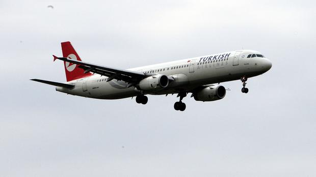 A Turkish Airlines plane was diverted to Canada following a bomb threat