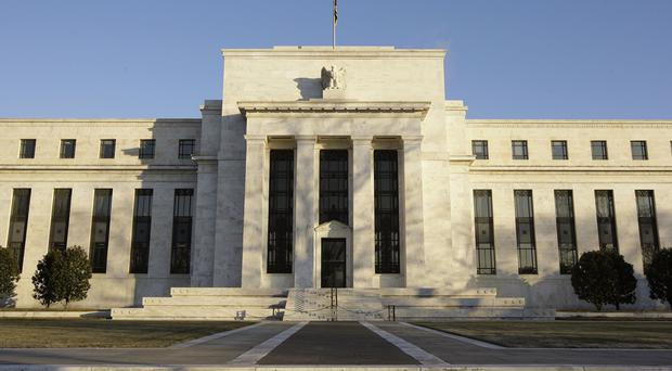 The headquarters of the US Federal Reserve in Washington