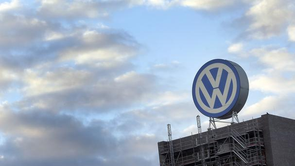 Volkswagen has admitted it produced 11 million vehicles worldwide with small diesel engines that contained software allowing them to cheat emission tests (AP)