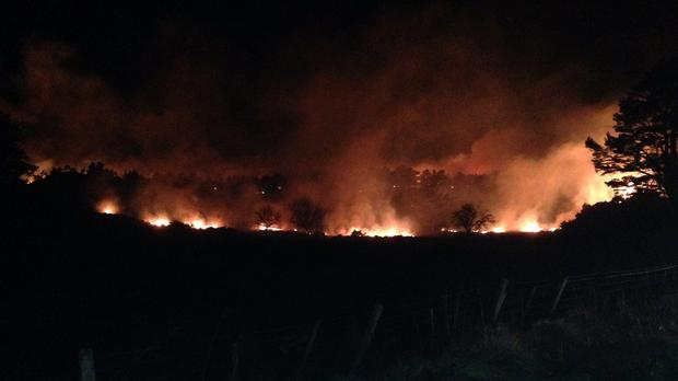 Destructive wildfires are common across much of Australia during the summer