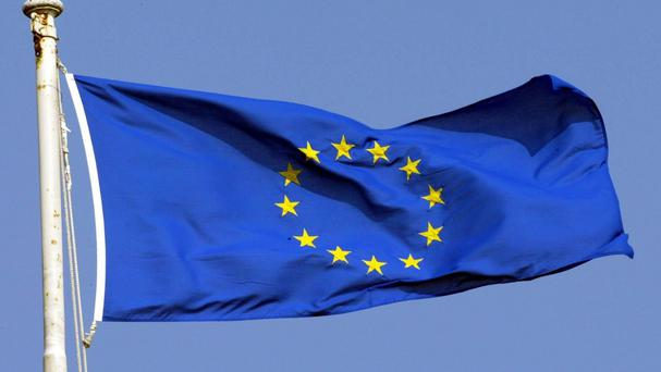 Unemployment across Europe fell in October to 10.7% from 10.8% the previous month, figures show