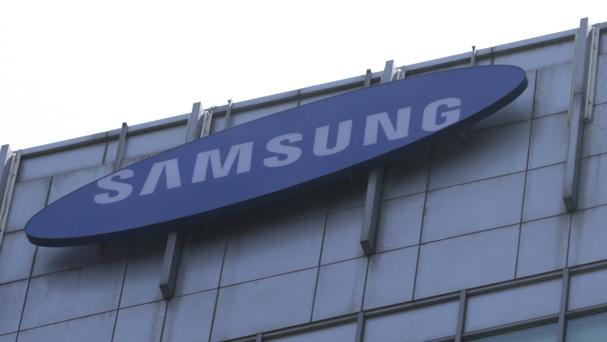 South Korea's financial regulator is investigating possible insider trading by Samsung executives (AP)