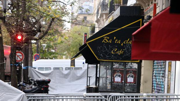 The Bataclan theatre was worst hit during the Paris attacks
