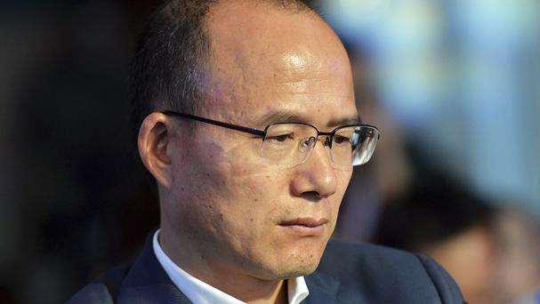 Fosun International chairman Guo Guangchang has reportedly gone missing (Chinatopix/AP)