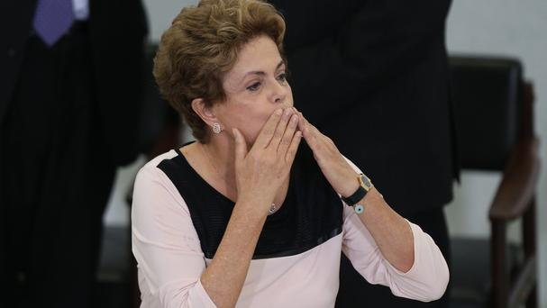 Opponents claim Dilma Rousseff's administration broke fiscal laws by using state-run banks to fill budget gaps