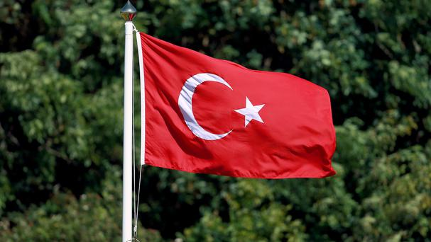 The Turkish fishing boat failed to respond to visual signals and flares, Russian officials said