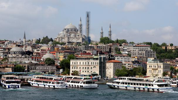 The Islamic State militant is suspected of planning a suicide attack against the US Consulate in Istanbul
