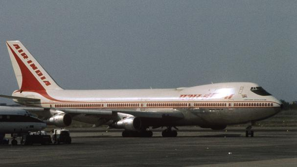 The Air India ground crew worker was sucked into the plane's engine