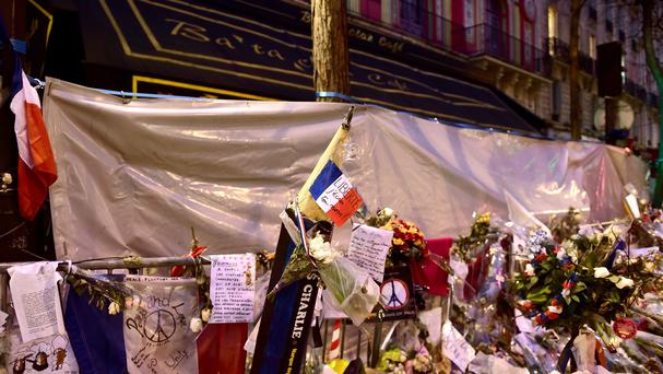 A total of 130 people died in the Paris terror attacks