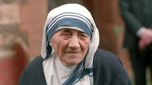 Mother Teresa of Calcutta died in 1997