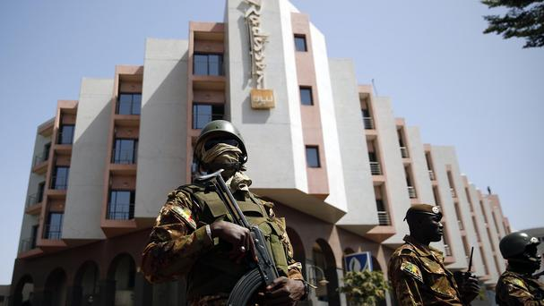 The attack on the Radisson Blu in Bamako, Mali, left 20 people dead (AP)