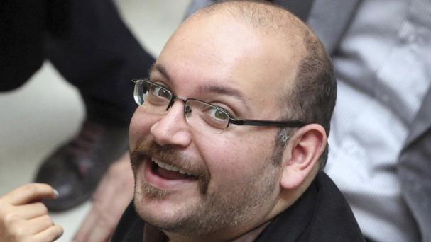 Jason Rezaian has been held in an Iranian prison for more than 500 days, and the length of his sentence has been kept secret (AP)