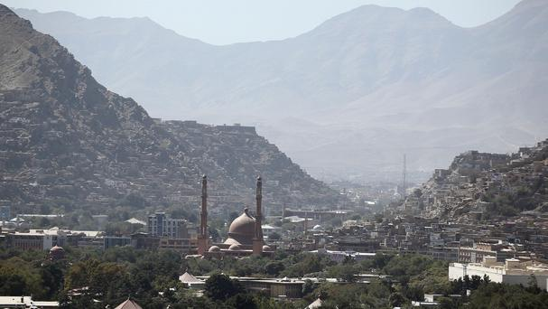 Twitter users in Kabul reported feeling the tremors from the earthquake