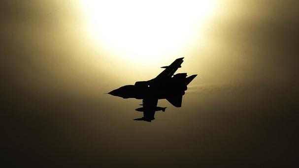 Many nations are now carrying out airstrikes in Syria