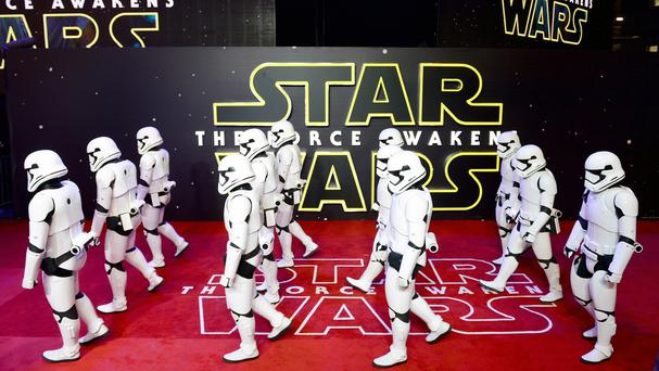 Star Wars: The Force Awakens has smashed box office records