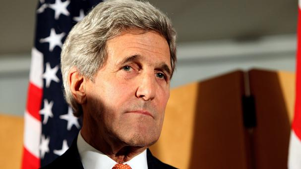 John Kerry hailed the development as 'one of the most significant steps Iran has taken toward fulfilling its commitments'