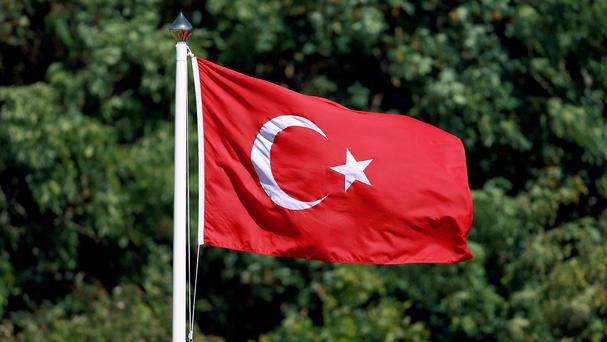 The Anadolu agency in Turkey said all three appeared in court and were ordered held until trial or deportation