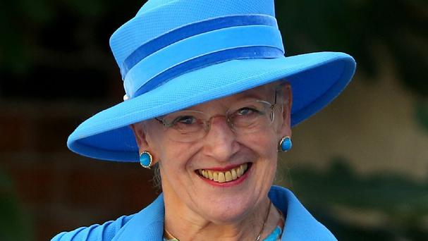 Queen Margrethe said her husband will still support her