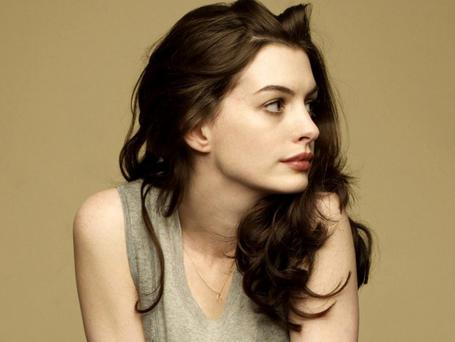 ANNE HATHAWAY: A former vegan now back eating meat