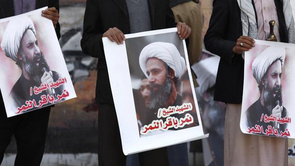 Saudi Arabia executed Shiite cleric Sheikh Nimr al-Nimr and 46 others convicted of terror charges, the largest mass execution carried out by the kingdom since 1980. Photo: AP