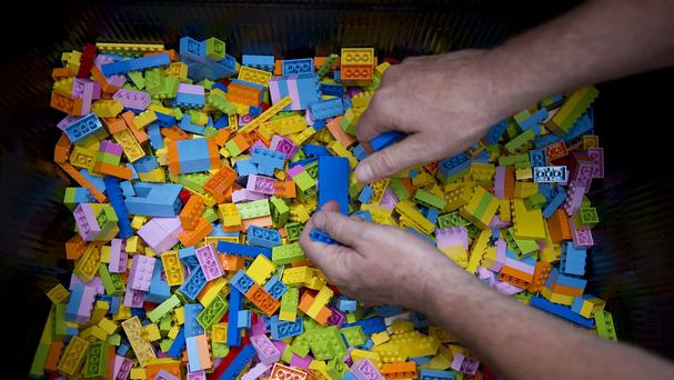 Lego has changed its policy of asking customers who buy large amounts of bricks what they intend to do with them