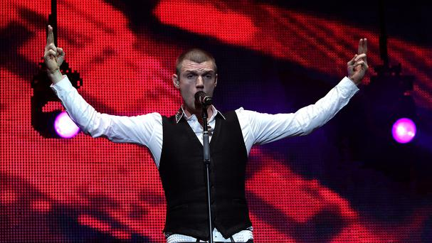 Nick Carter was arrested after a fight outside a Florida bar