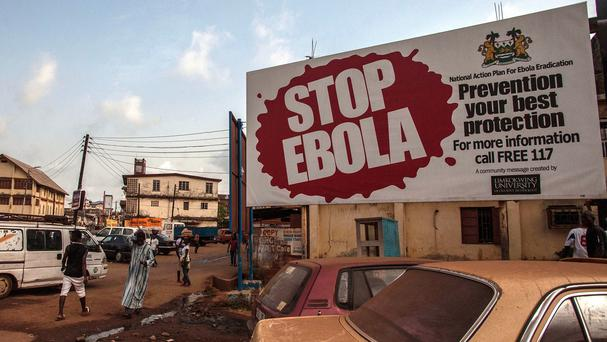 Ebola has killed more than 11,300 people, mostly in west Africa, since it emerged at the end of 2013 (AP)