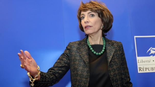 French health minister Marisol Touraine called the hospitalisation of six drug trial volunteers 'an accident of exceptional gravity'