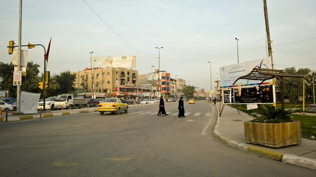 'Several' Americans have been kidnapped in Baghdad