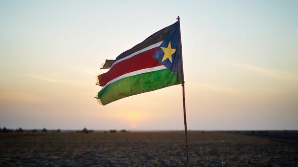 The report said hundreds of people were raped in South Sudan by soldiers from either side