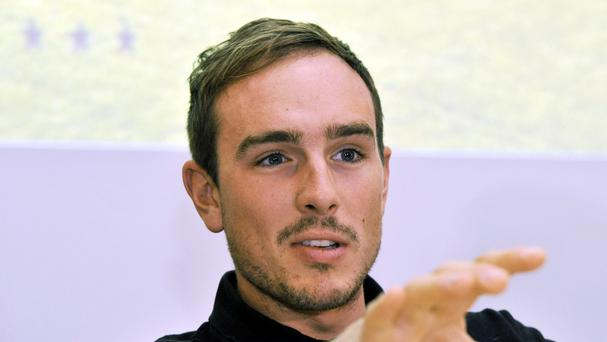 John Degenkolb was among the injured cyclists