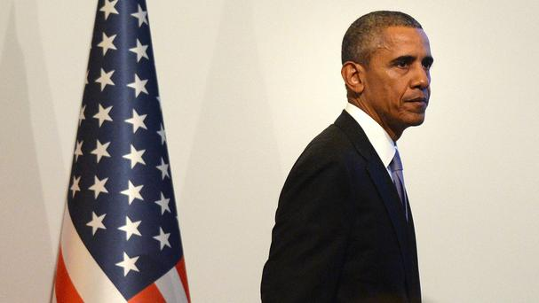 Barack Obama says he will not miss the security